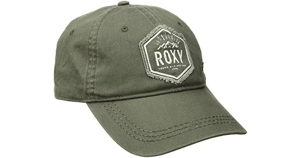 24c9d0e25c6 Lyst - Roxy Dear Believer Hat in Green for Men