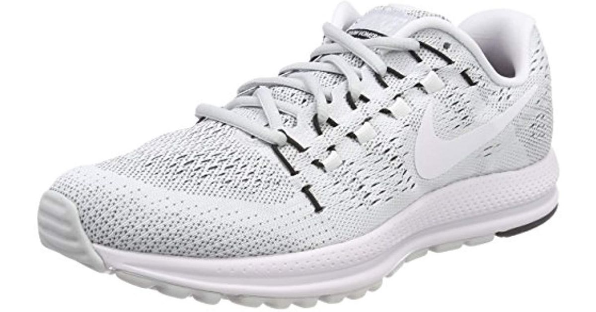 be338176897 Nike  s Air Zoom Vomero 12 Tb Running Shoes in Gray for Men - Lyst