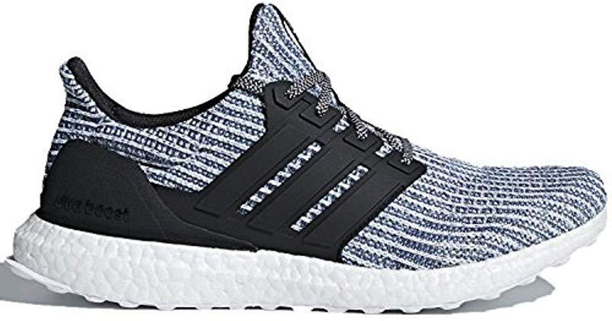 8dda75e60e1 Lyst - adidas Originals Ultraboost Parley Running Shoe in Blue for Men