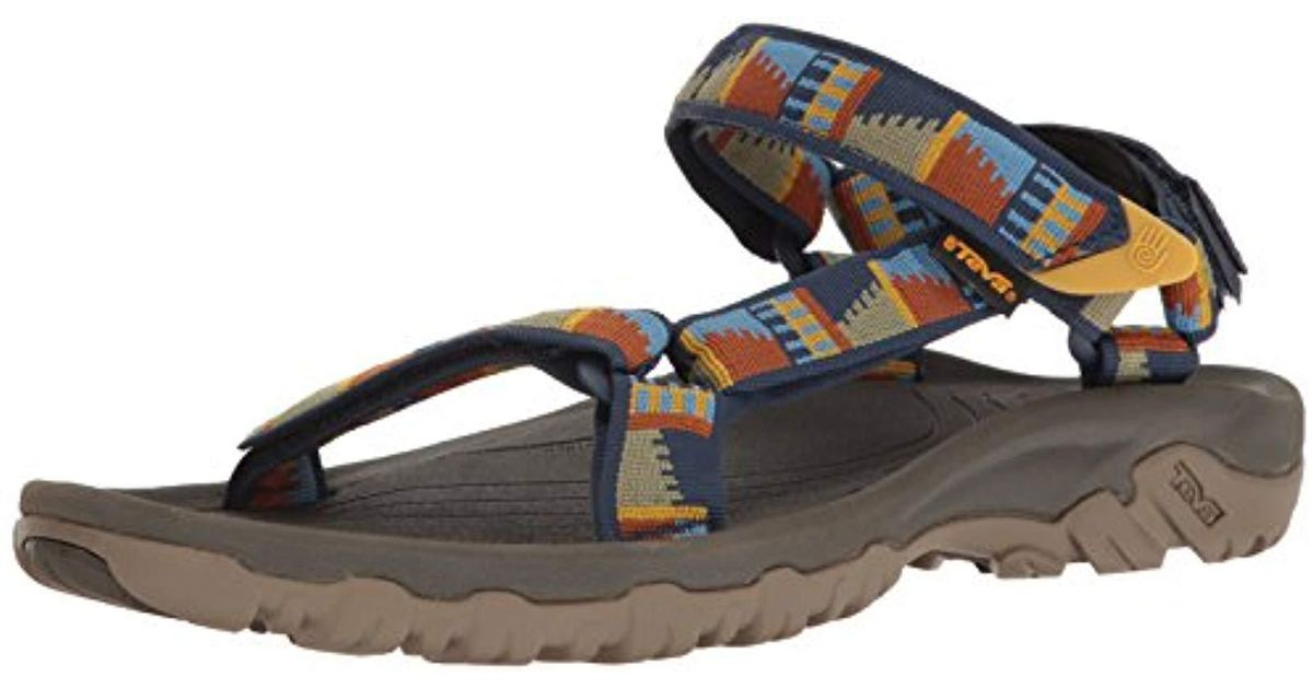 15b67c9e366fad Lyst - Teva Hurricane Xlt Sports And Outdoor Lifestyle Sandal in Blue for  Men