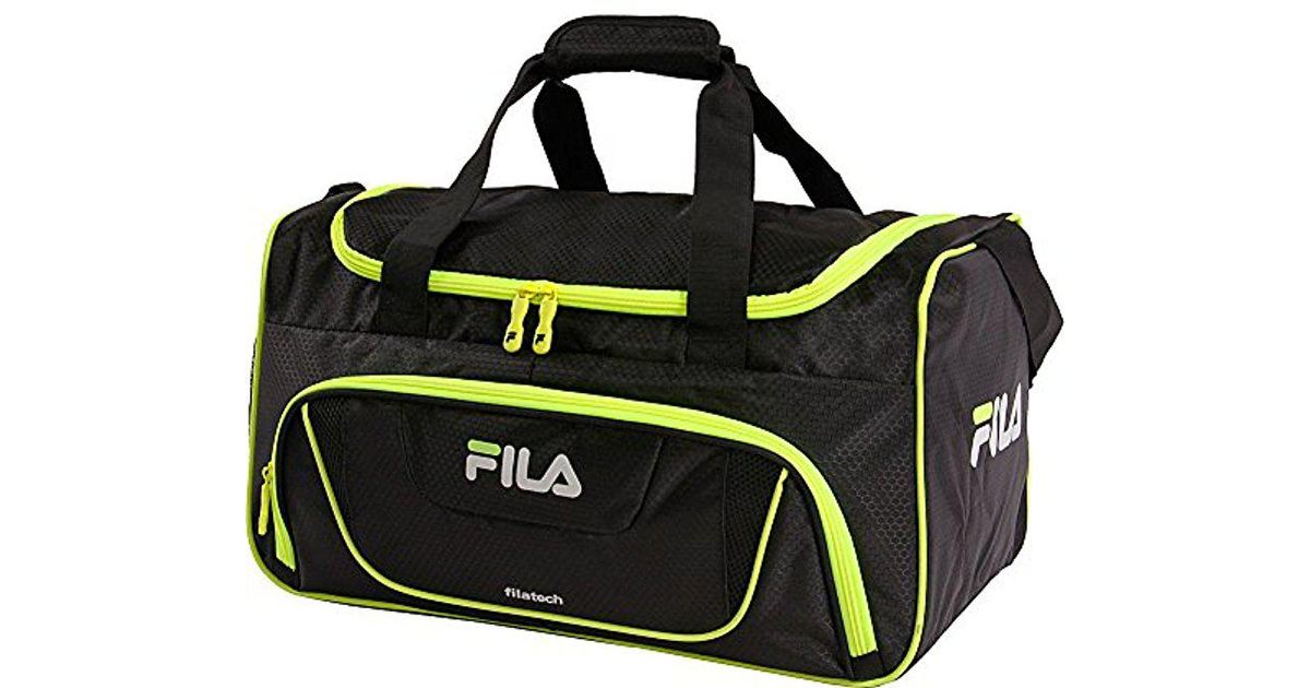29692066e1a1fe Fila Ace 2 Small Duffel Gym Sports Bag Gym Bag - Lyst
