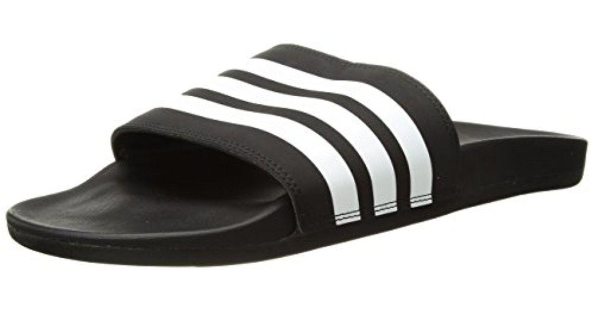 Adilette Men Slide Lyst Originals Black Comfort Sandal Adidas For CrBoxde