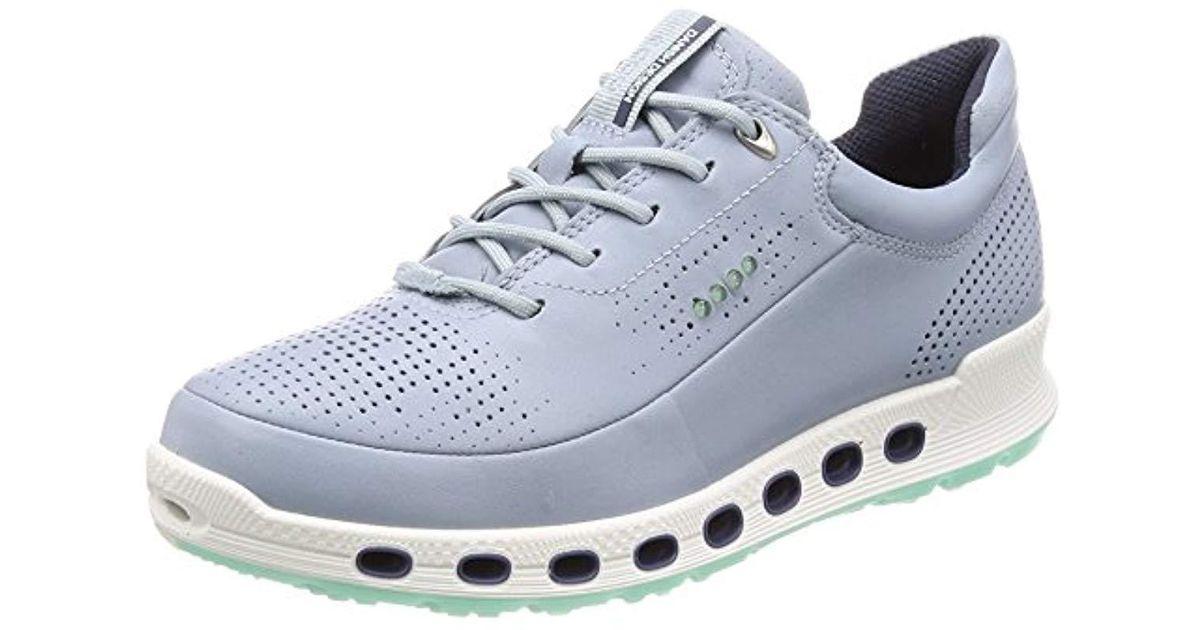0fcd6e8244d5b6 Lyst - Ecco Cool 2.0 Gore-tex Sneaker in Blue