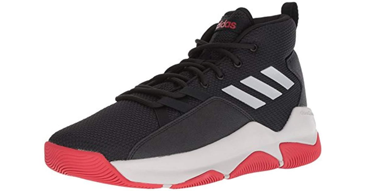 Lyst - adidas Streetfire Basketball Shoe in Black for Men f7d0a2b37