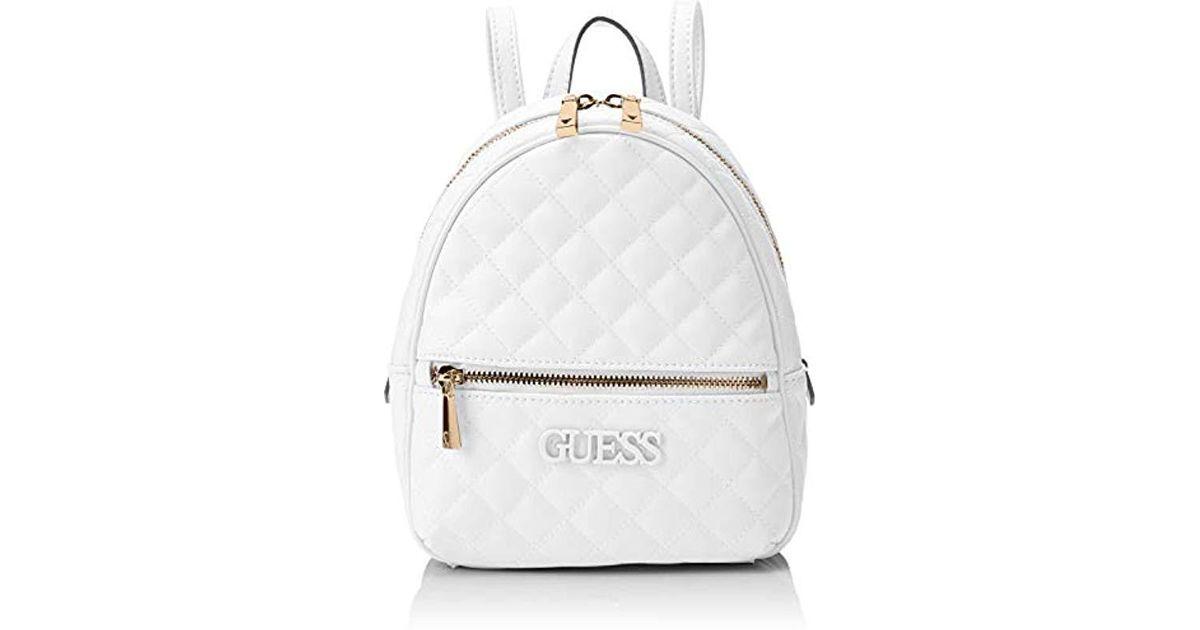 b2561ede3a Blanc Guess Coloris Elliana BackpackSacs À Dos Lyst En 0OPnX8wk