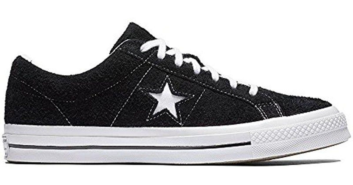 1dae9cc06 Converse Chuck Taylor All Star 2018 Seasonal Low Top Sneaker in Black for  Men - Lyst