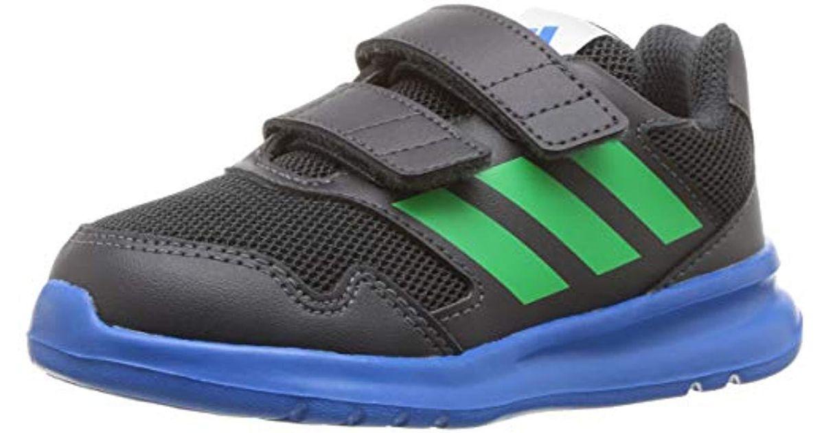promo code 1b6e8 a7fd2 Lyst - adidas Kids Altarun Running Shoe in Green for Men