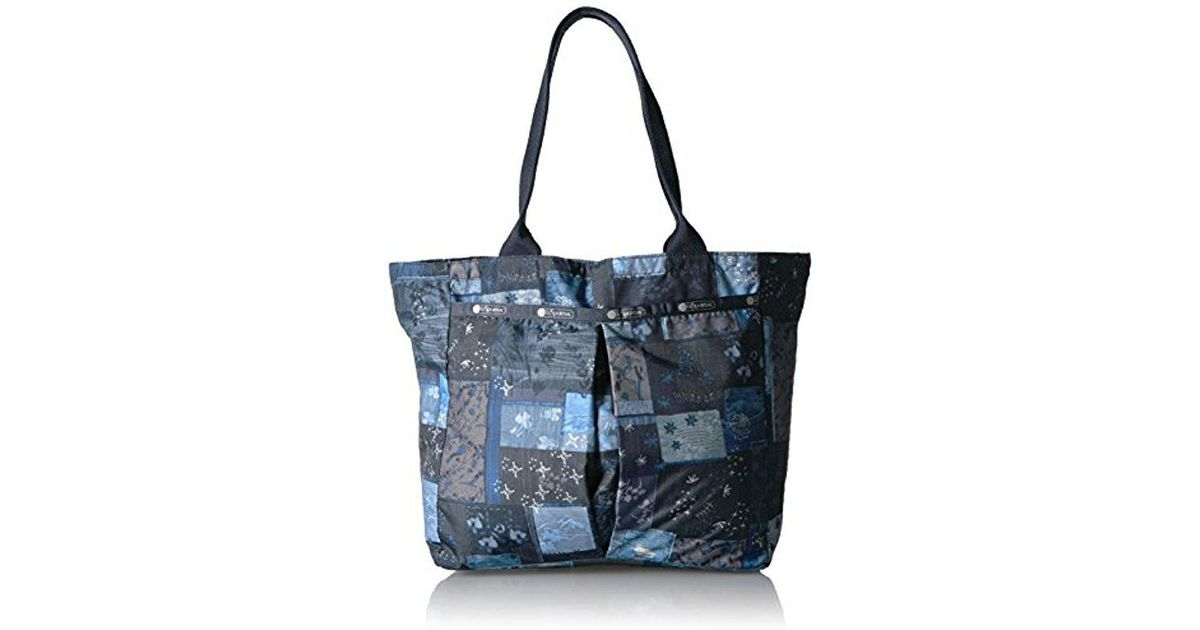 a86335c8d5 Lyst - LeSportsac Classic Everygirl Tote in Blue - Save 16%