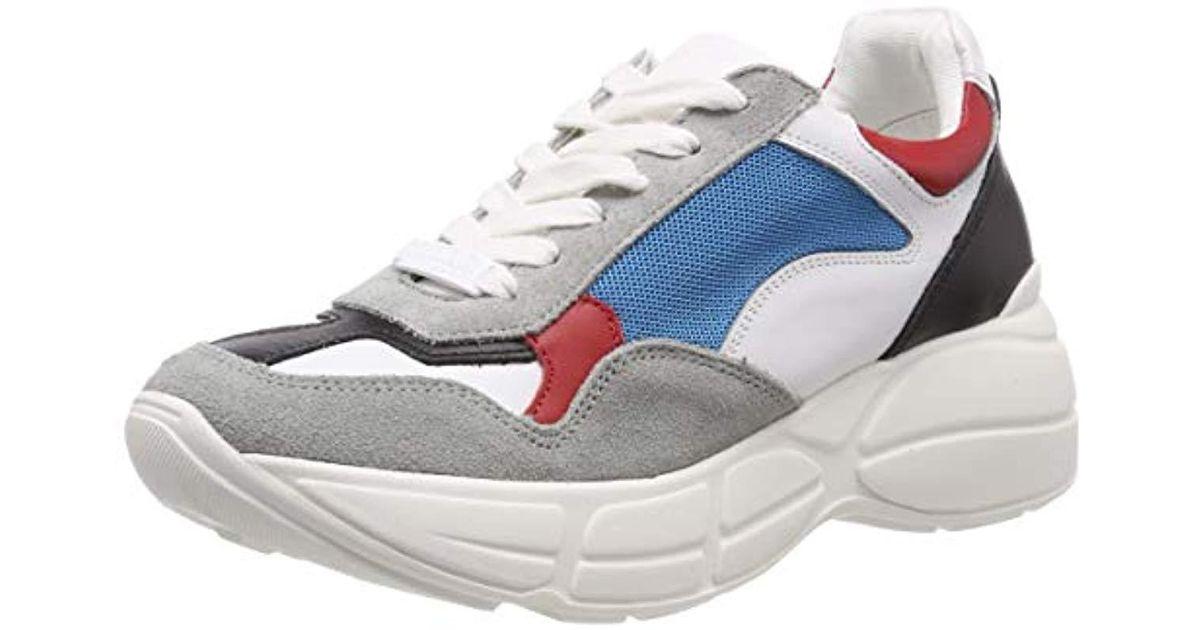 5e5e951fecd Steve Madden - Multicolor 's Memory Low-top Sneakers - Lyst