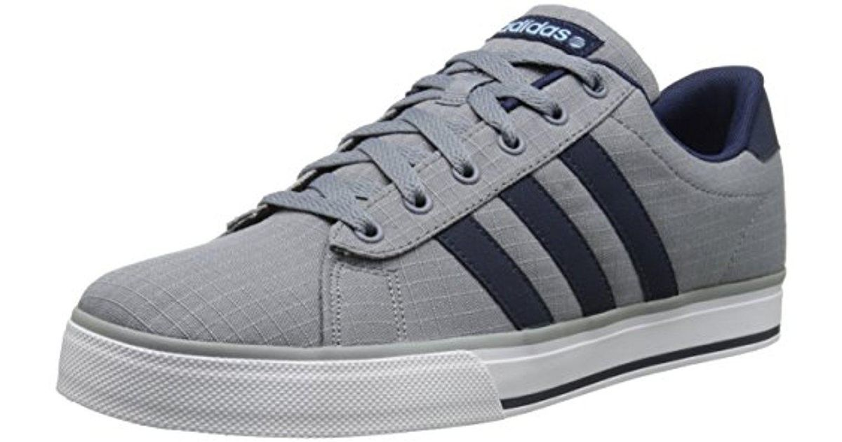 new arrivals db25e 85c26 ... ireland lyst adidas neo se daily vulc lifestyle skateboarding shoe in  blue for men 4b158 39189