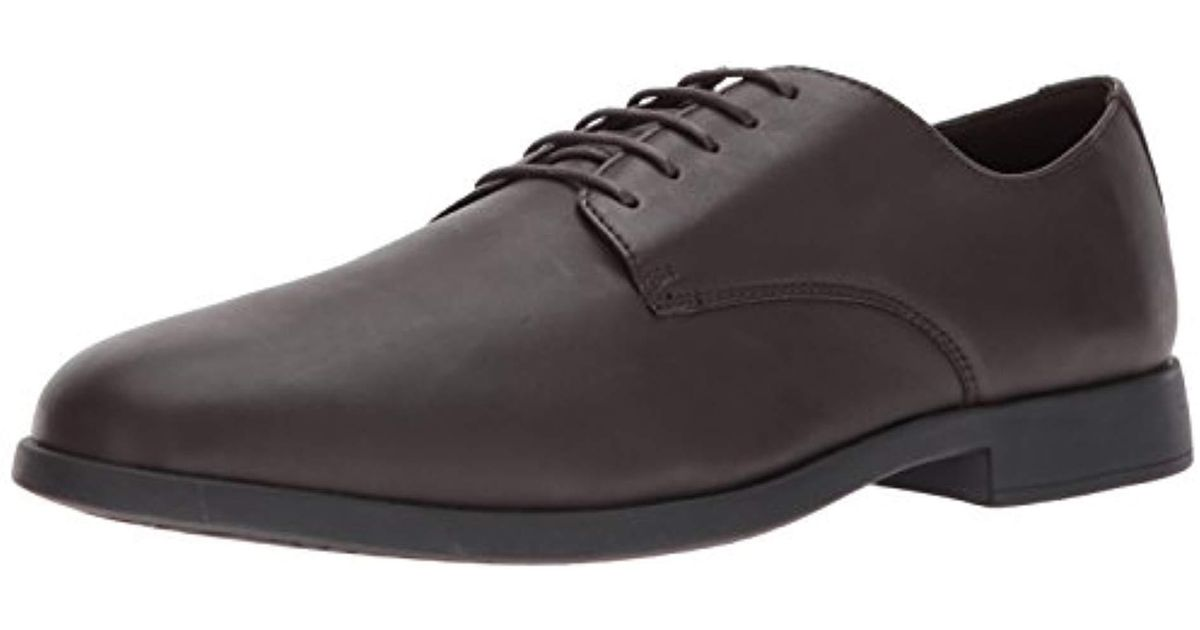 K100243 For Zapatos De Black Lyst 41 003 Vestir Camper Truman Men Hombre 9DHE2I