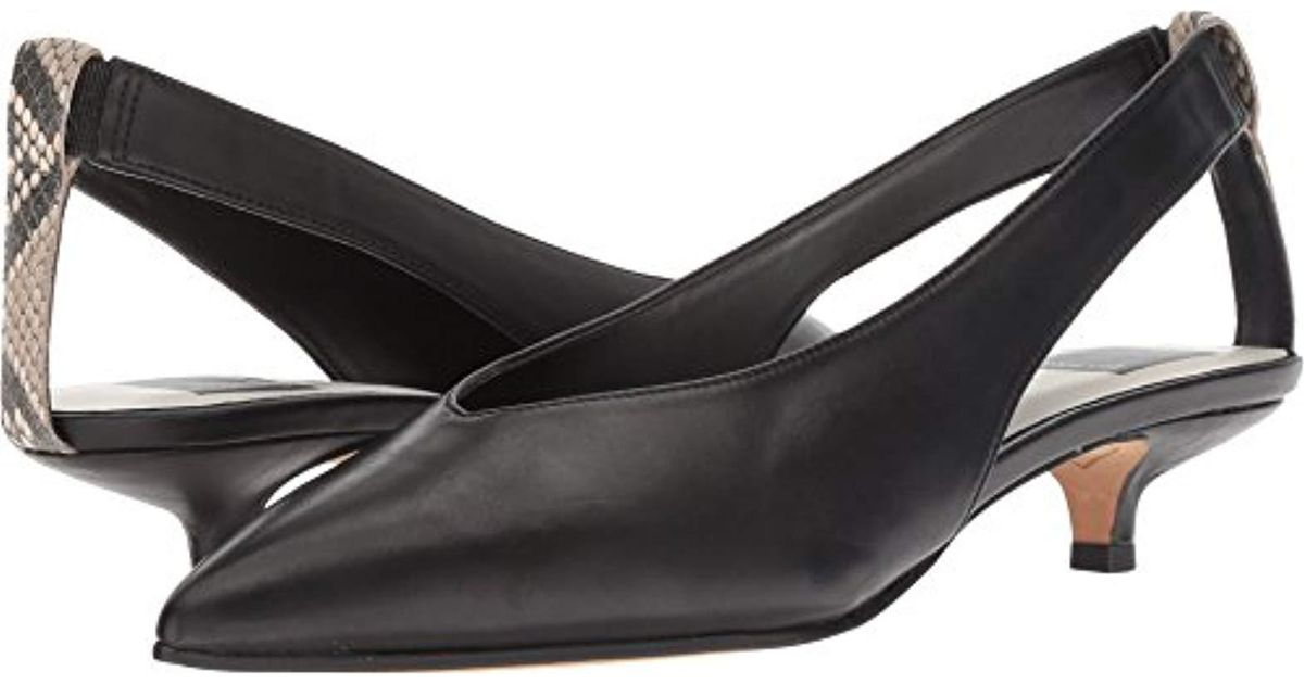 f038fd492e02 Lyst - Dolce Vita Orly Mule in Black - Save 1%