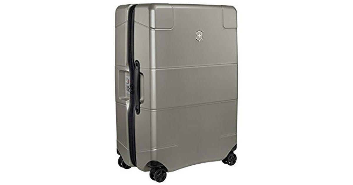 d385925e2 Lyst - Victorinox Lexicon Hardside Large 8-wheel Travel for Men - Save 11%