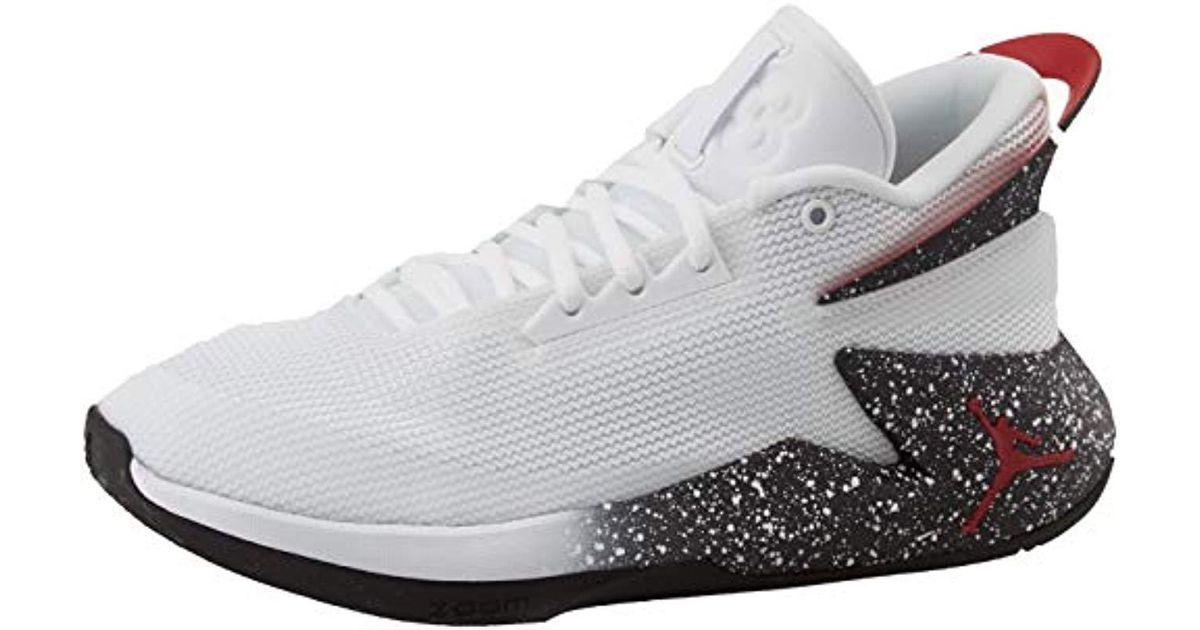67f5d439247 Nike Jordan Fly Lockdown Basketball Shoes in White for Men - Lyst