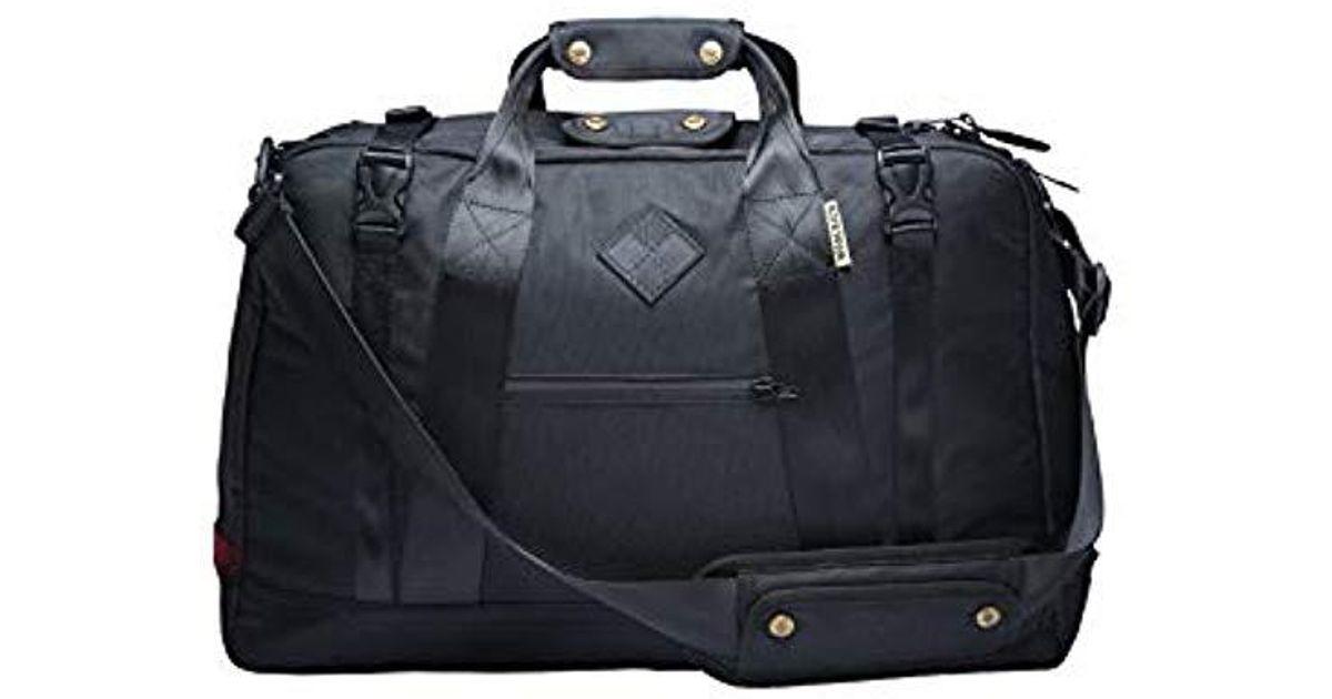 5af3abc6b Lyst - Woolrich X The Hill-side Weekender Bag in Black for Men - Save 49%