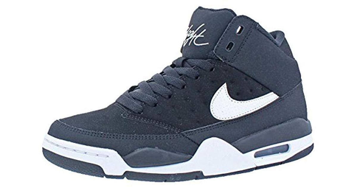 1d50cb611be Nike Air Flight Classic Basketball Shoe in Black for Men - Lyst