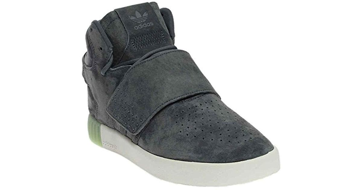 reputable site bf615 5d7ed Lyst - Adidas Originals Tubular Invader Strap W Fashion Sneaker for Men