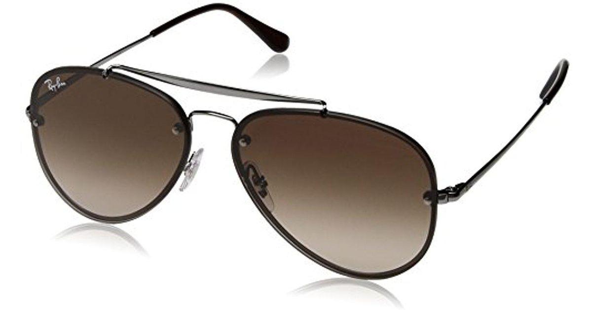 Lyst - Ray-Ban Rb3584n Blaze Aviator Sunglasses - Save 3.191489361702125% 32a8c0adbb