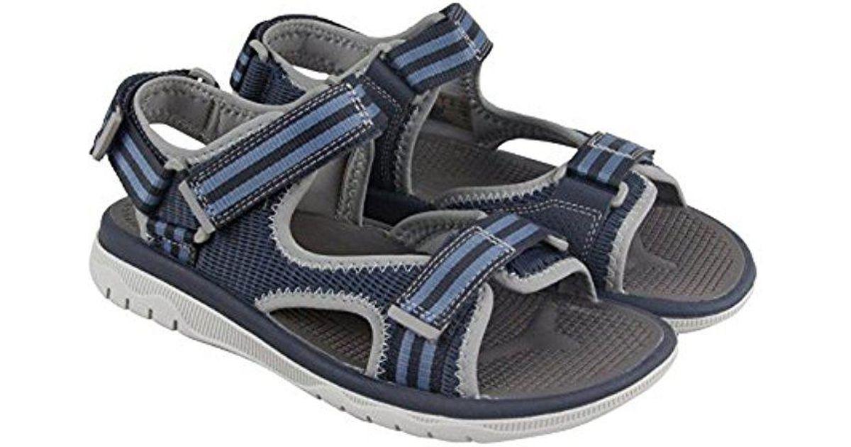 7e1d9c89ea1 Lyst - Clarks Balta Sky Huarache Sandal in Blue for Men
