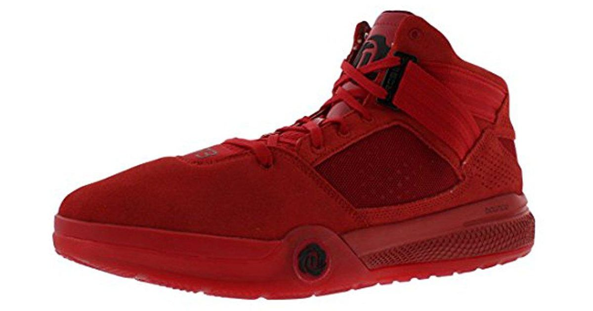 premium selection 1e8d5 a47d2 Lyst - adidas Performance D Rose 773 Iv Basketball Shoe in Red for Men