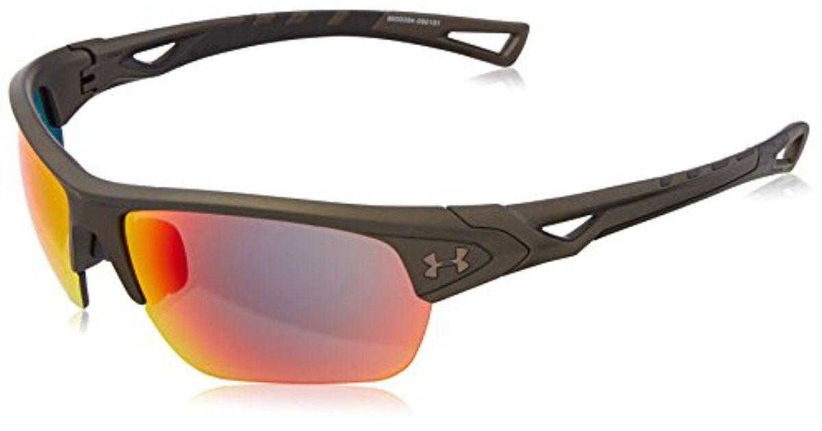 fdff11e2a4b Lyst - Under Armour Ua Octane Wrap Sunglasses for Men
