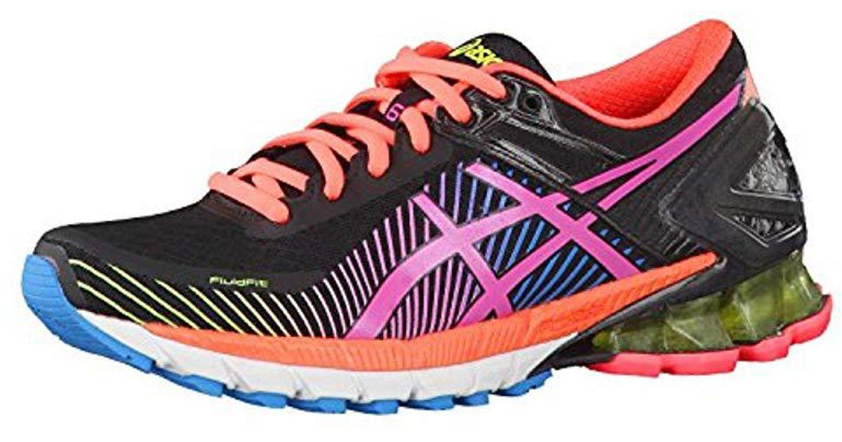 Asics Gel-kinsei 6 Running Shoes (t692n) in Black - Lyst d86126638c832