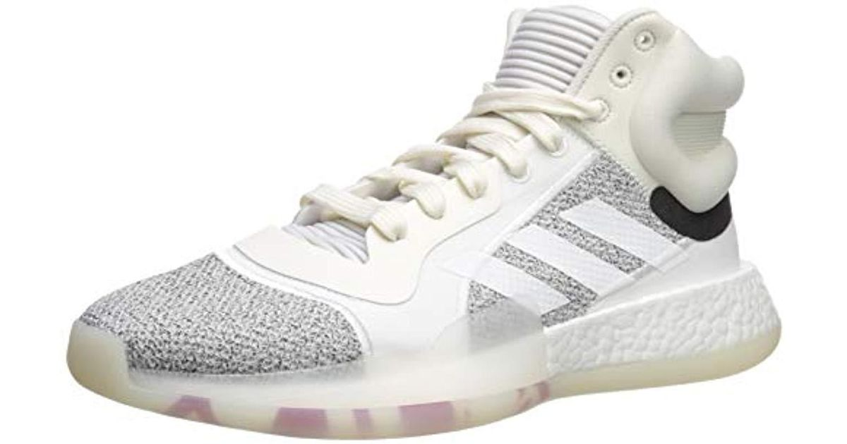 49218fc43c6 Lyst - adidas Marquee Boost in White for Men