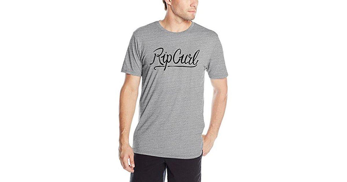 Bekleidung Rip Curl Herren Winkys Mock Twist Tee T-Shirt
