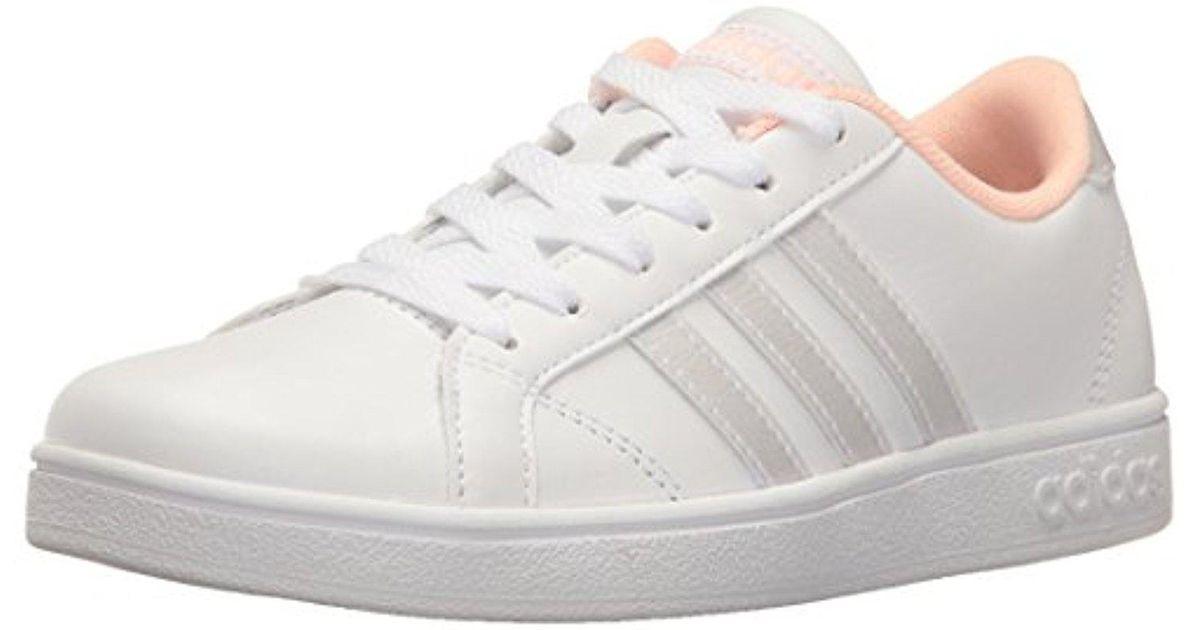 buy online affed 14474 Lyst - adidas Baseline K Sneaker in White