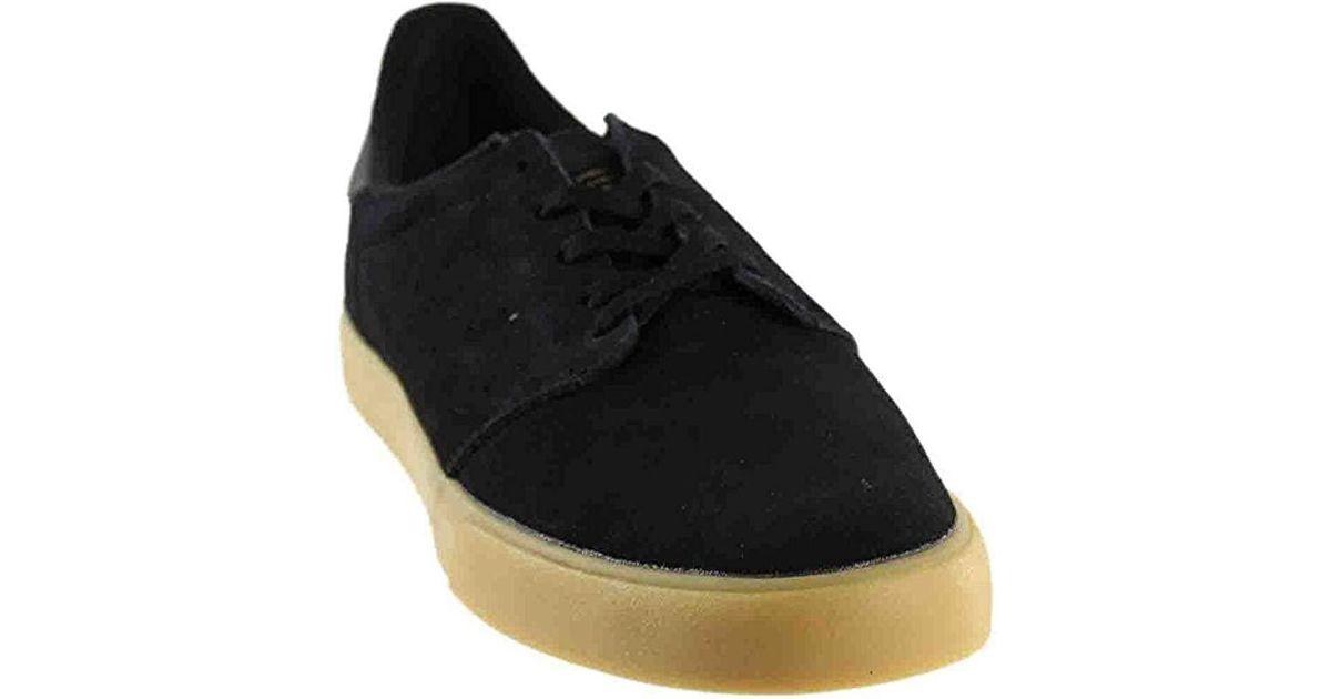 28ea341ecfeabc Lyst - adidas Originals Seeley Court Running Shoe in Black for Men