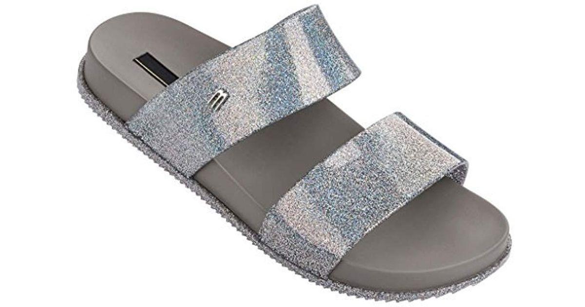 Cosmic Lyst Melissa Slide Metallic Sandal trxCBshQd