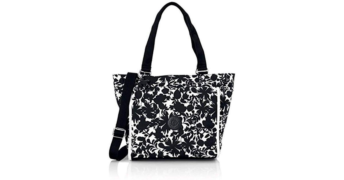 d43d2fa7ad84 Kipling New Shopper S Shoulder Bag in Blue - Save 15.517241379310349% - Lyst