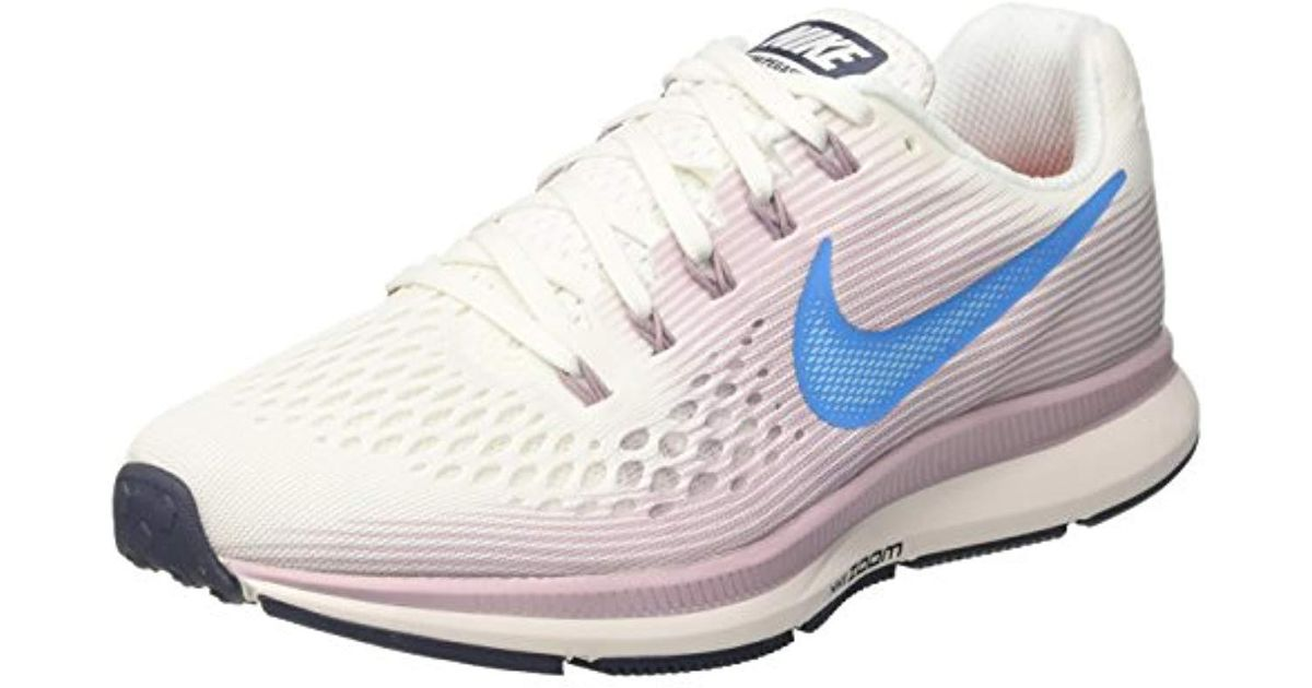 promo code b8751 962cc Nike  s Air Zoom Pegasus 34 Competition Running Shoes in White - Save 31% -  Lyst