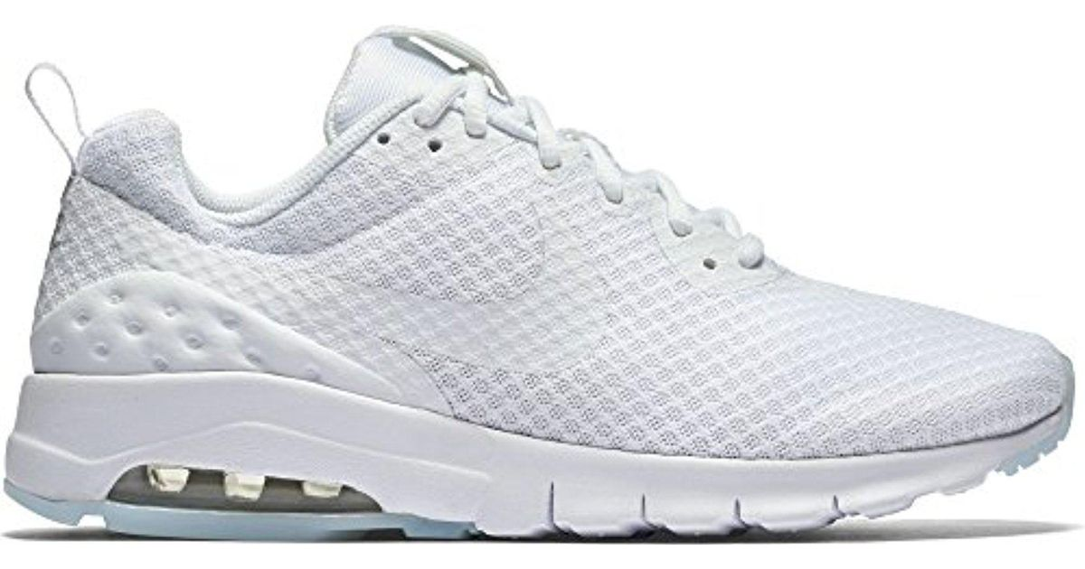 quality design 71201 2643e Lyst - Nike Air Max Motion Lw Running Shoes in White - Save 12%