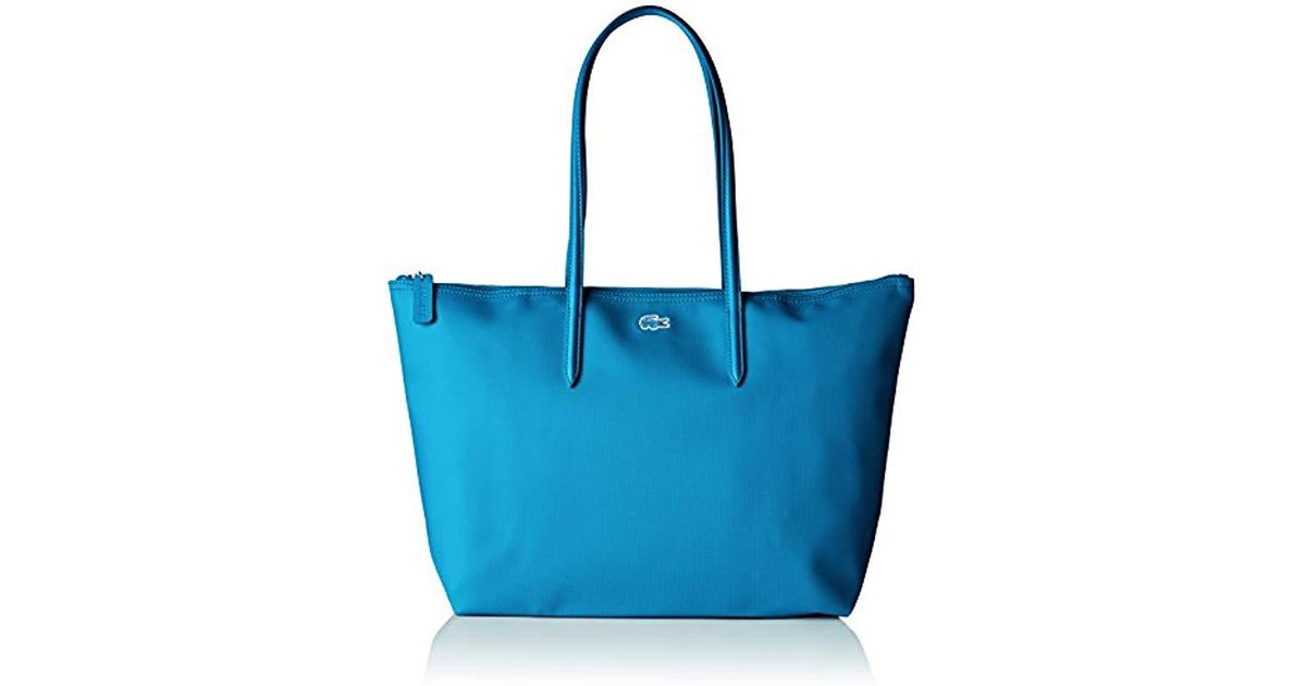 Coloris 35 29 En Cm 14 Nf1888po Lacoste 5 Bandouliere Lyst Bleu X n0N8wvOm