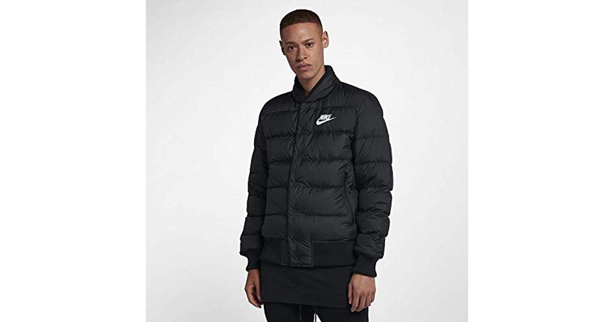 740f090603e3 Nike Down Fill Bomber Jacket
