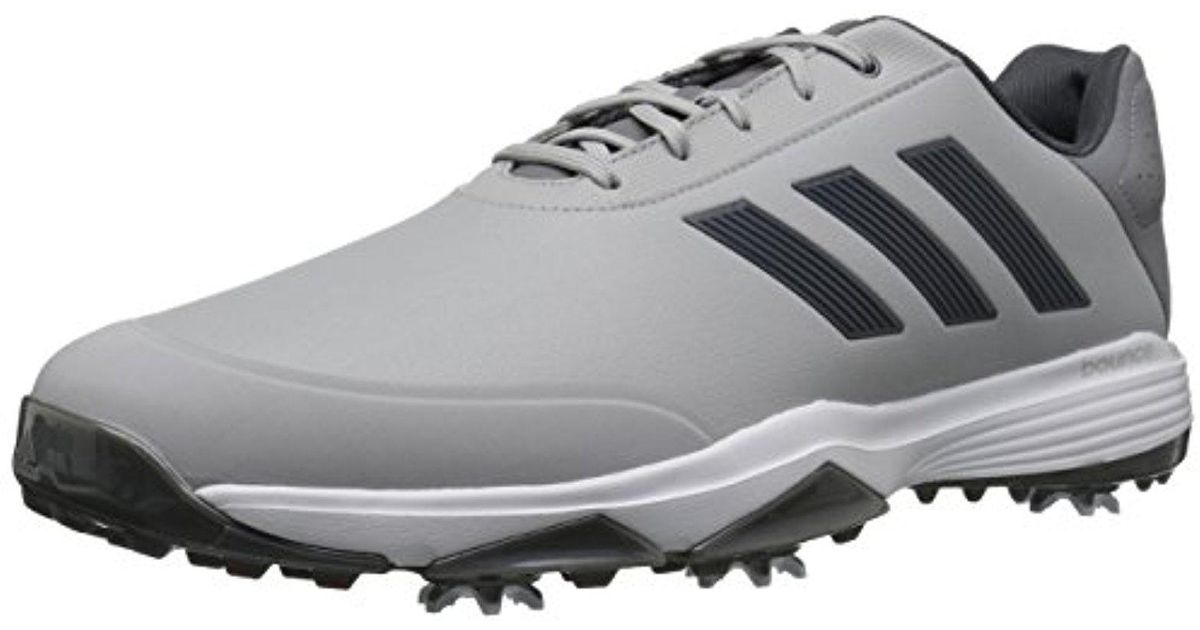 brand new ad2ba 79824 Lyst - adidas Golf Adipower Bounce Golf-shoes in Gray for Me