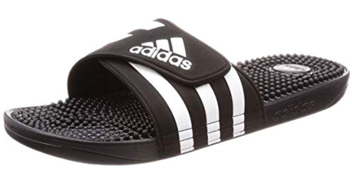 For Adidas Men Unisex Black Lyst AdissageZapatos De Y Adulto Playa Piscina NkXwPO8n0