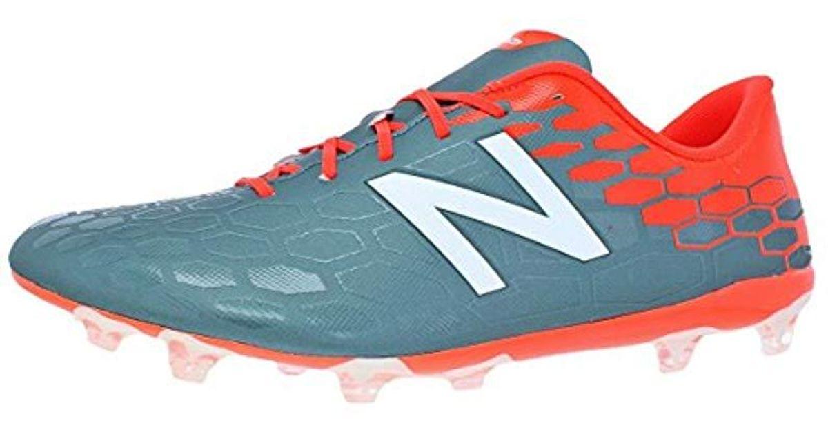 acad193edce0f New Balance Blue Visaro 2.0 Control Fg Football Boots for men