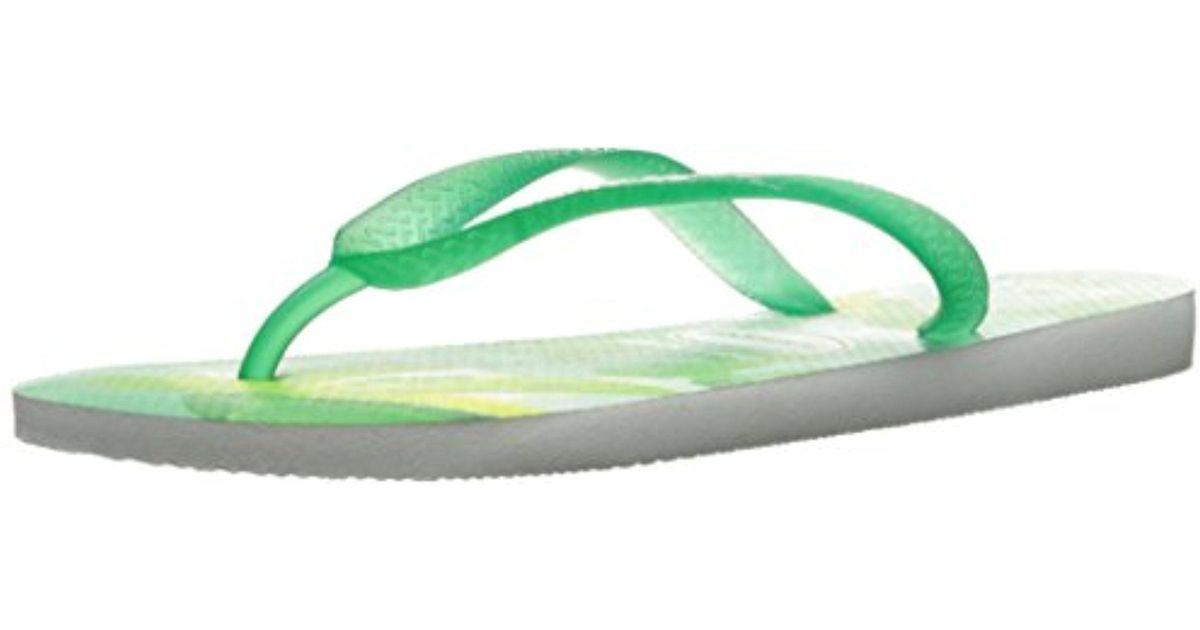 a2fc8ef65 Lyst - Havaianas Flip Flop Sandals