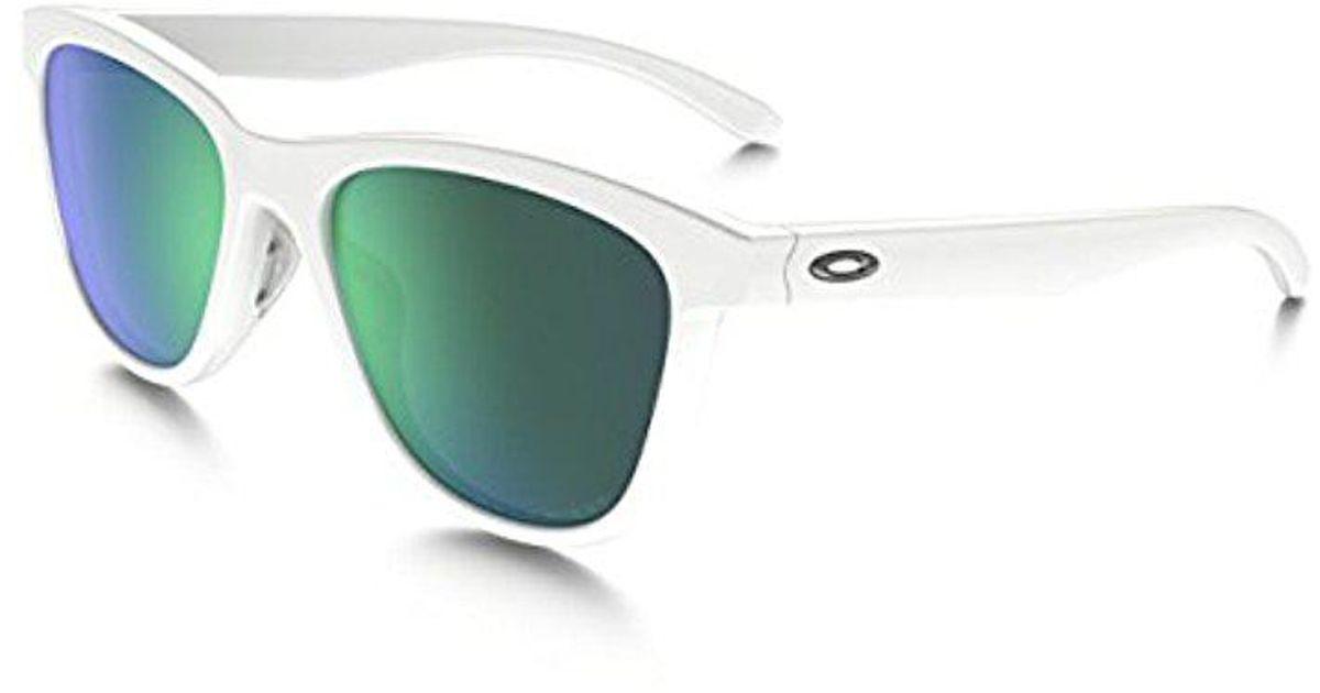 b45c4fe345 Lyst - Oakley Sonnenbrille Moonlighter (oo9320) in White