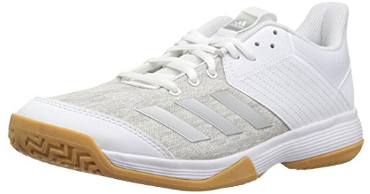 reputable site fc983 d20cc Lyst - adidas Ligra 6 Volleyball Shoe for Men