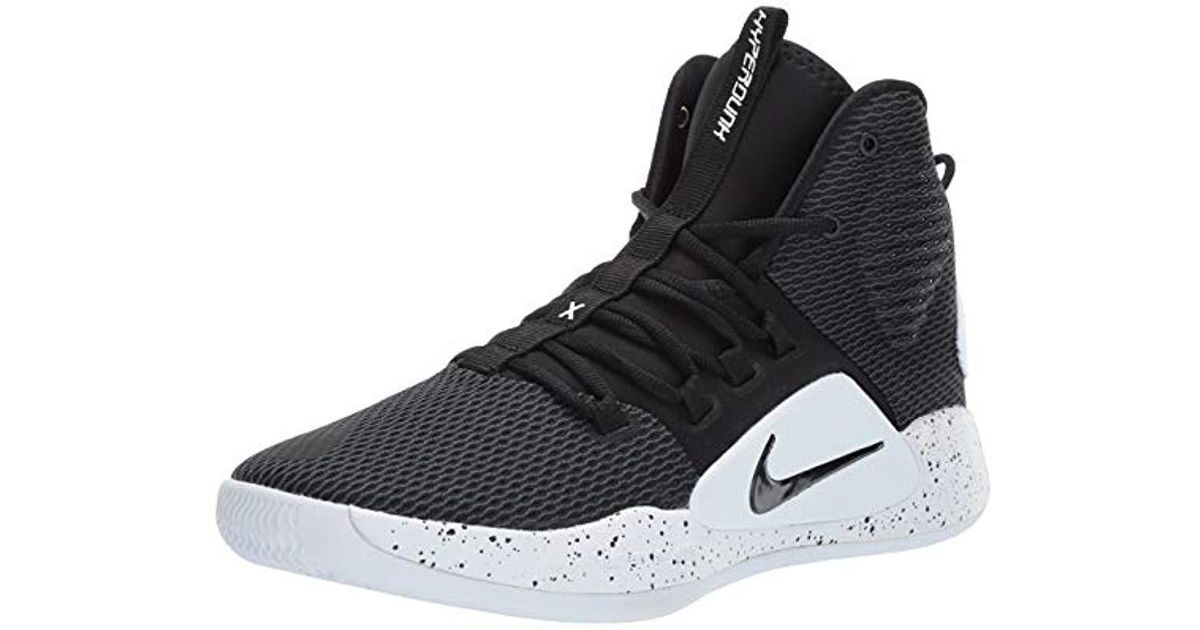 1a58e35325ba Nike Hyperdunk X Fitness Shoes in Black for Men - Save 67% - Lyst