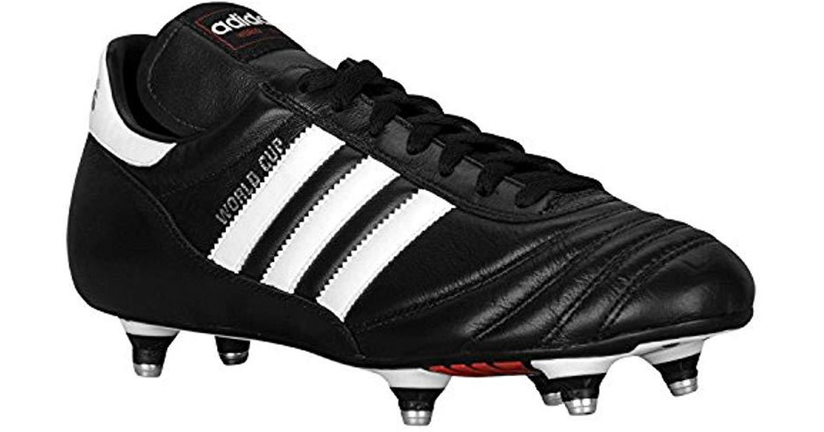 52ab04cf771 Lyst - adidas Performance World Cup Soccer Cleat in Black for Men