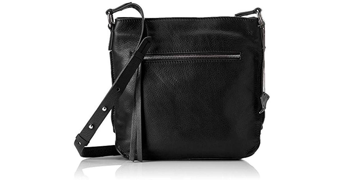 2f39c74a770 Clarks Topsham Jewel Shoulder Bag in Black - Lyst