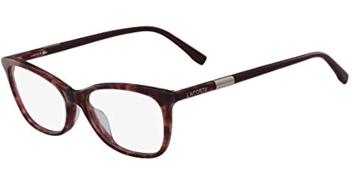 d5fc77d2f1a2 Lacoste L2791 615 52 Optical Frames