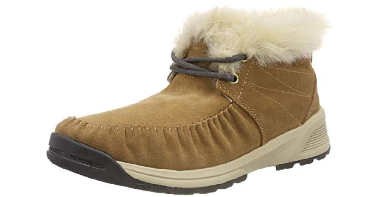 Columbia S Maragal Slip Wp Snow Boots Lyst