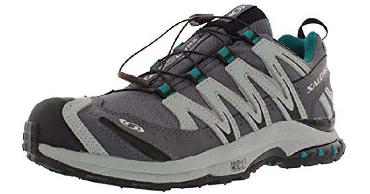 Lyst - Yves Salomon Xa Pro 3d Ultra 2 Waterproof Trail Running Shoe 760f3f7e0a