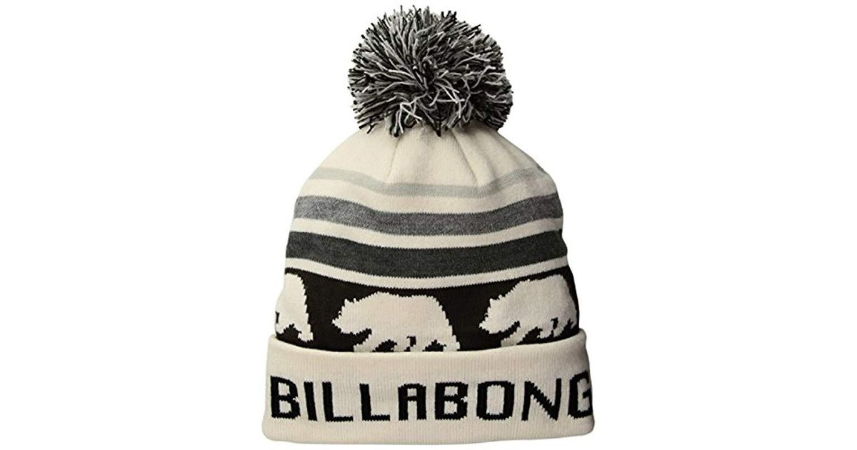 519d59c3c8 Lyst - Billabong Cali Love Winter Hat
