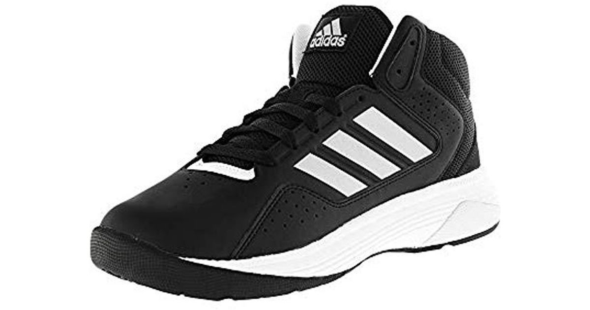 bed21653abc Lyst - adidas Neo Cloudfoam Ilation Mid Wide Basketball Shoe in Black for  Men